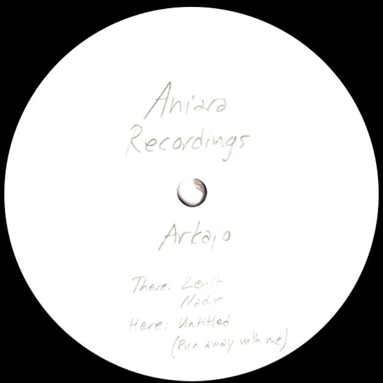 Arkajo - Nadir EP (Aniara Recordings)