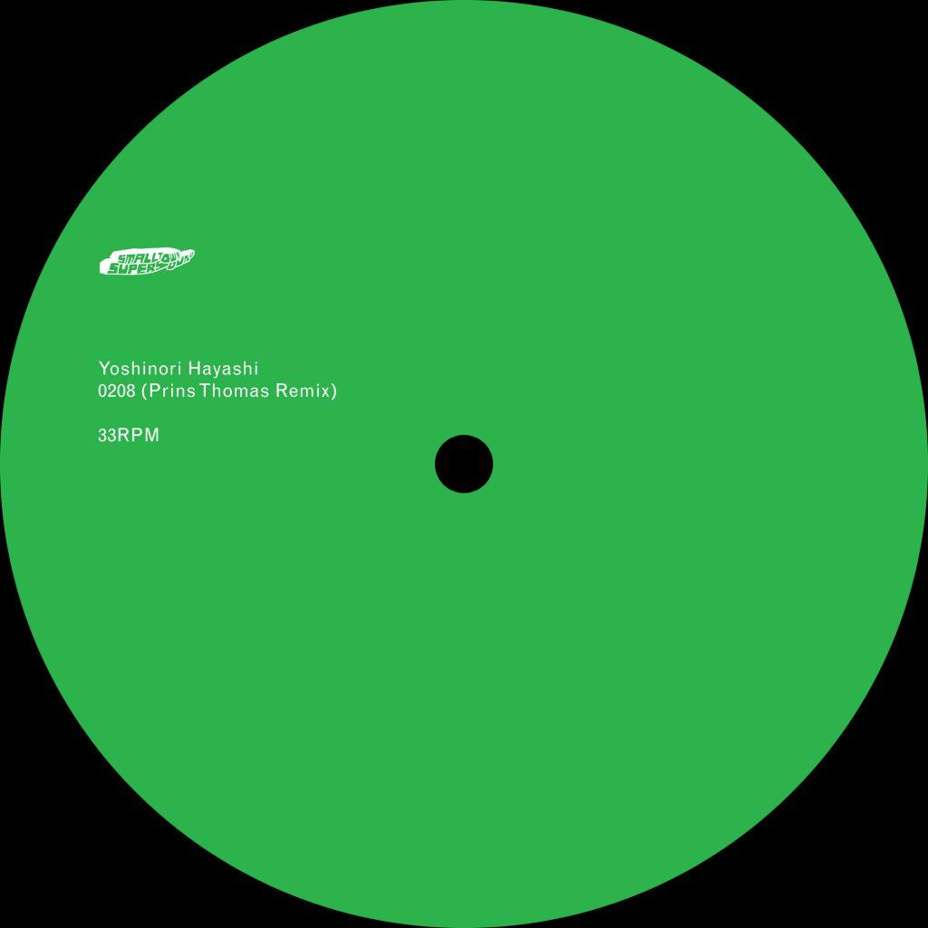 Yoshinori Hayashi Remix EP