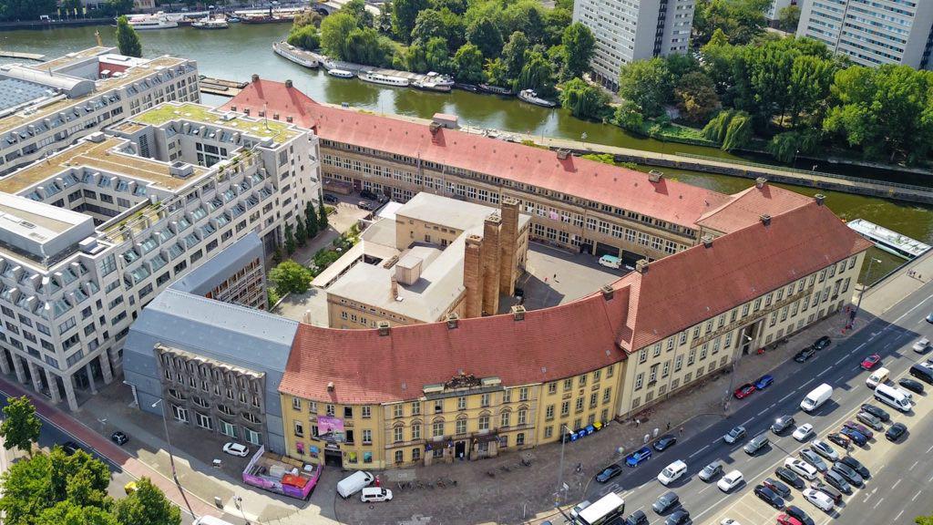 Alte Münze Berlin soll Zentrum für Jazz und improvisierte Musik werden
