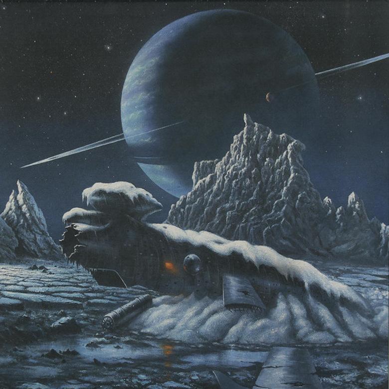 ERP – Exomoon (Forgotten Future)