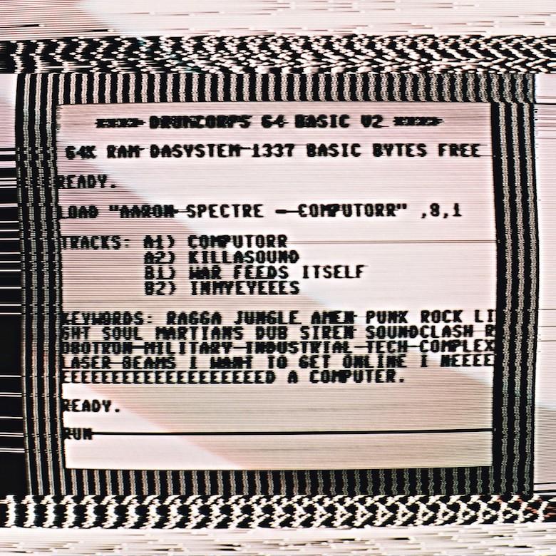 Aaron Spectre – Computorr (Jahmoni)