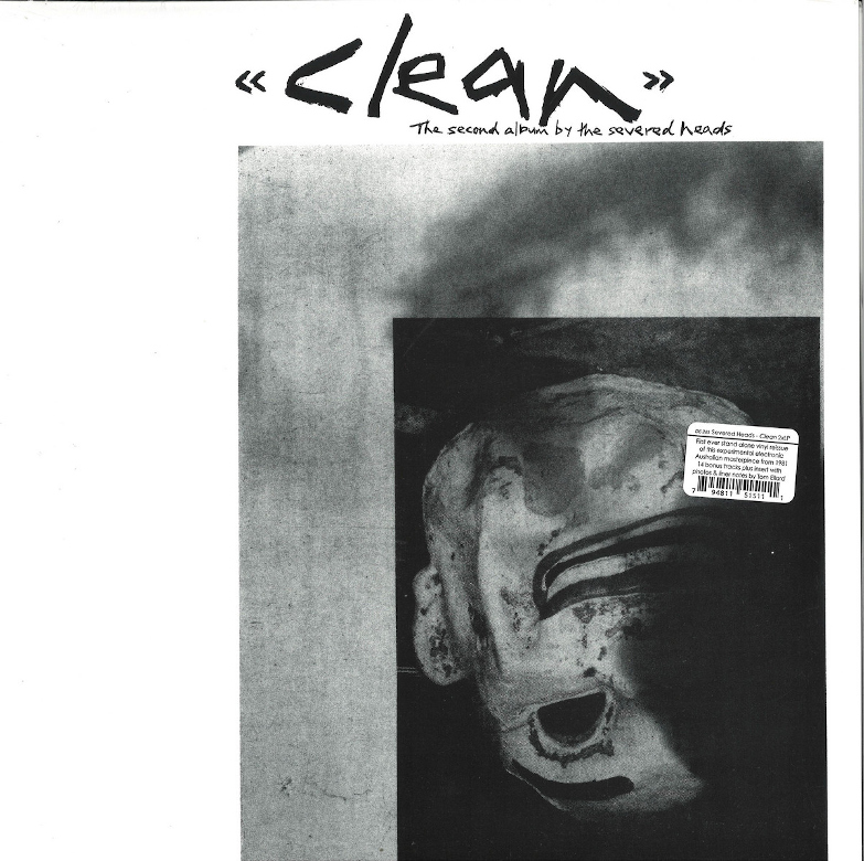 Severed Heads - Clean (Dark Entries)