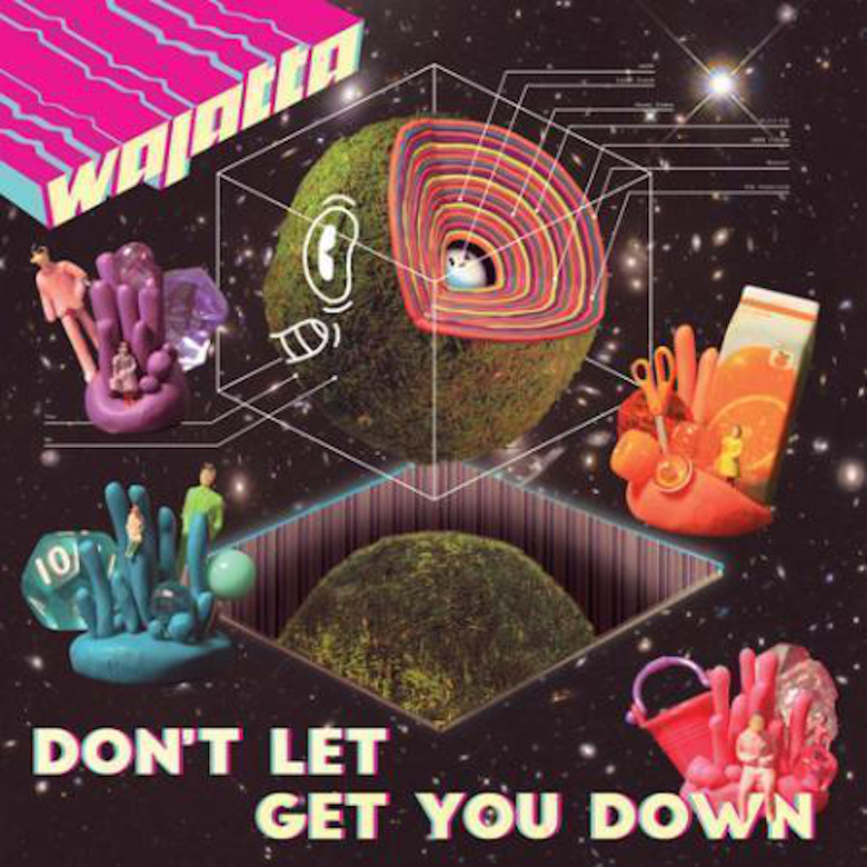 Wajatta - Don_t Let Get You Down (Brainfeeder)