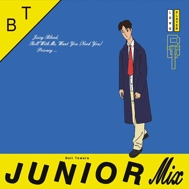 Bell Towers – Junior Mix (Public Possession)