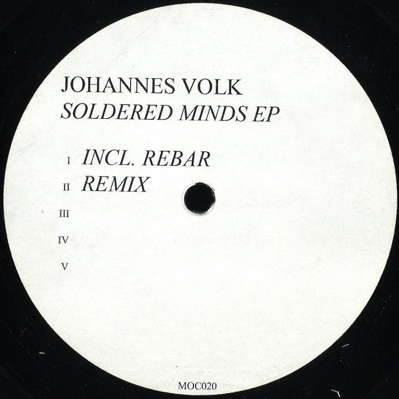 Johannes Volk — Soldered Minds (Made of Concrete)