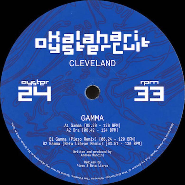 Cleveland - Gamma (Kalahari Oyster Cult)