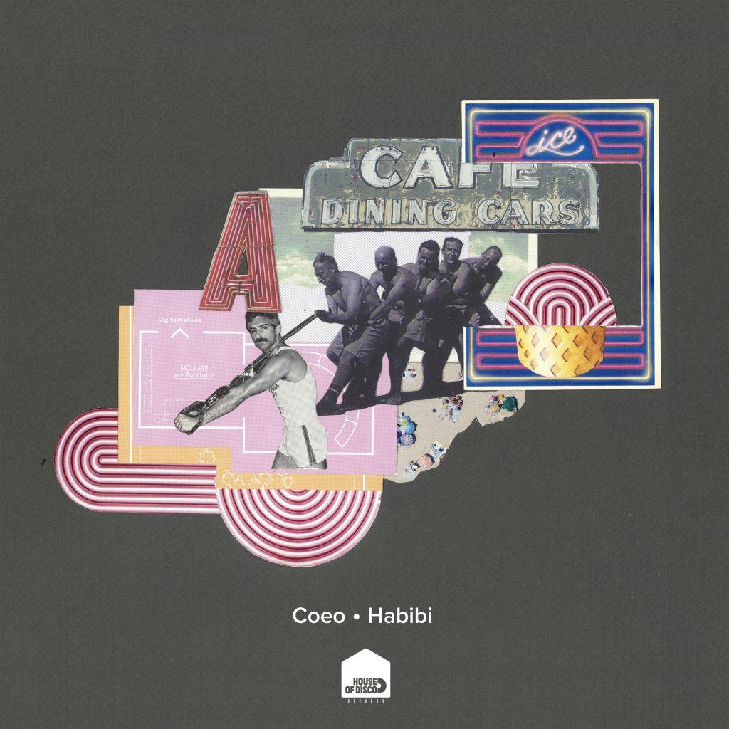 Am 24. April erscheint die Habibi EP von COEO auf House Of Disco. Mit drei neuen Tracks sind sie am Start, zwei davon gemixt von Lauer und MIx & Fairbanks.