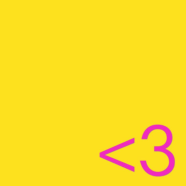 AtomTM – <3 (Raster)