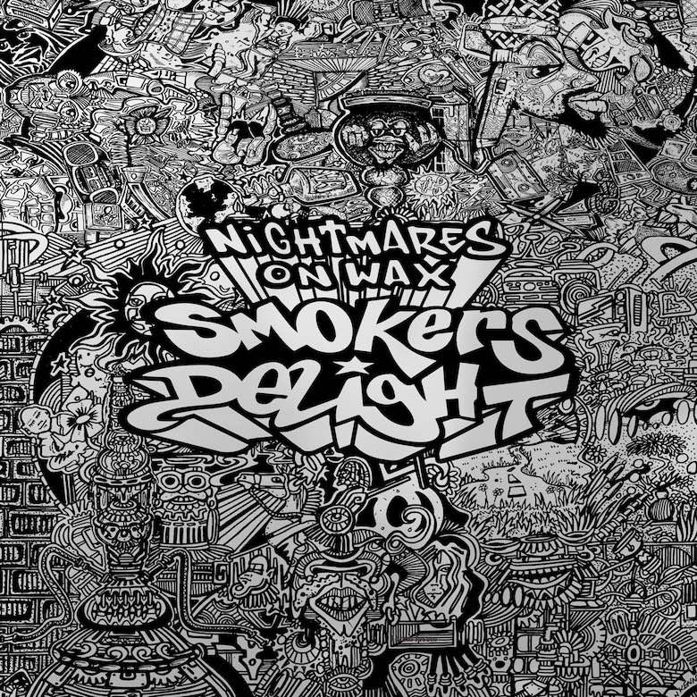 Nightmares on Wax – Smokers Delight (25th Anniversary Edition) (Warp Records)