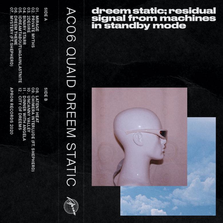 Quaid – Dreem Static (Apron)