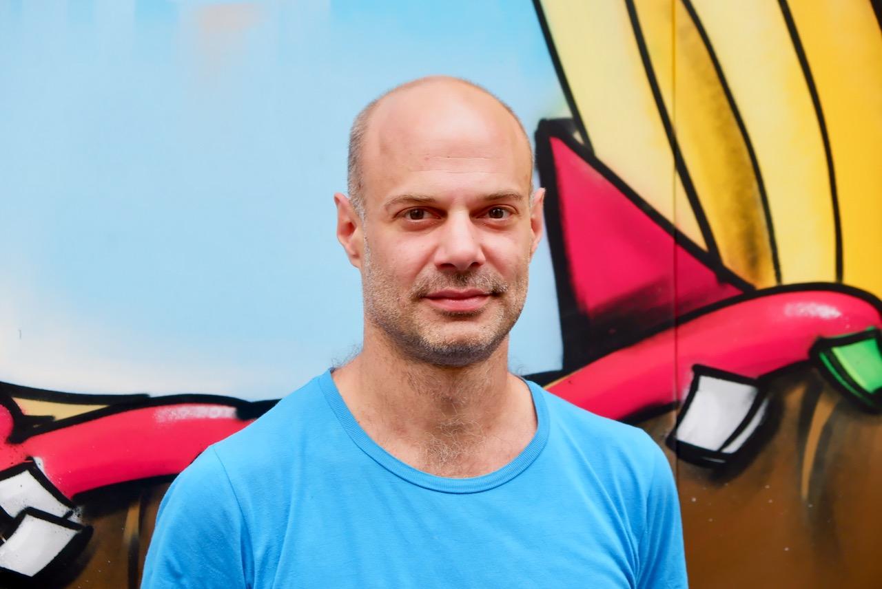 Andreas Ernst, Projektleiter und Vermarkter der GROOVE. Foto: Alexis Waltz