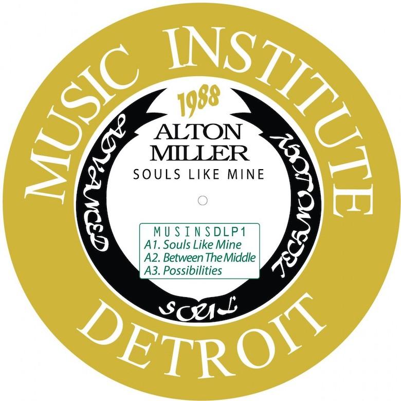 Alton Miller – Souls Like Mine (Music Institute)