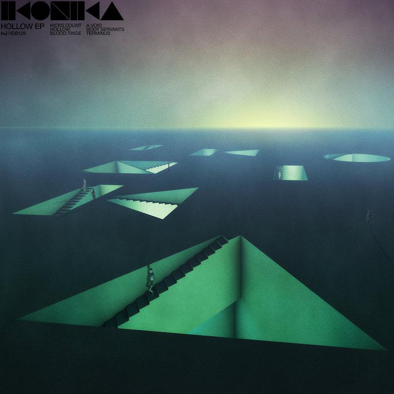 Ikonika - Hollow EP (Hyperdub)
