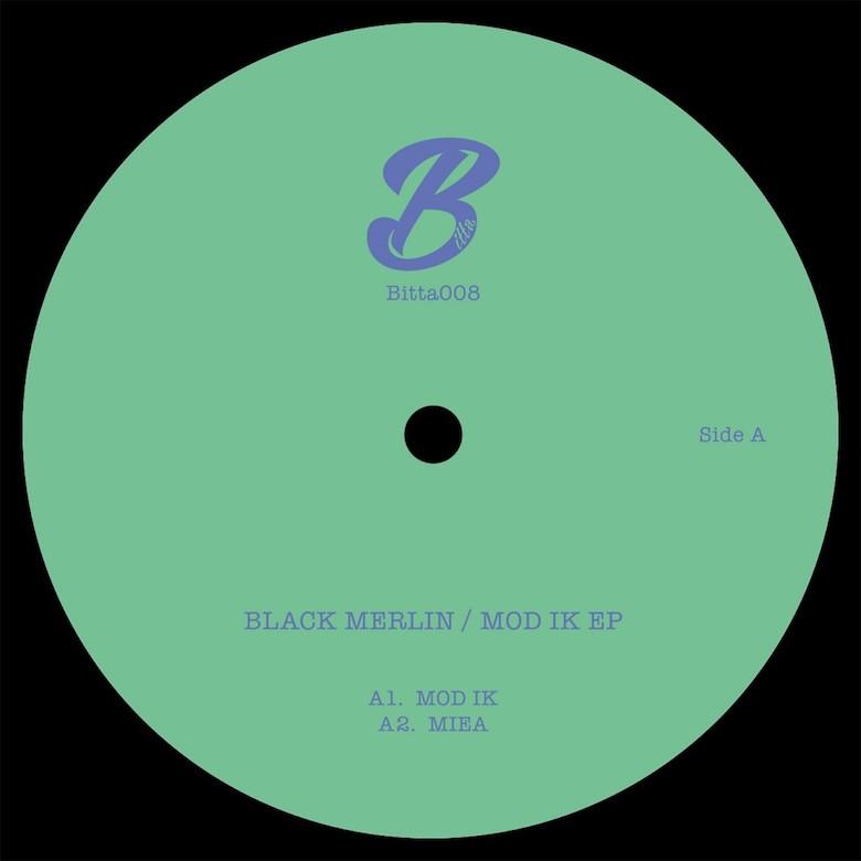 Black Merlin - MOD IK EP (Bitta)