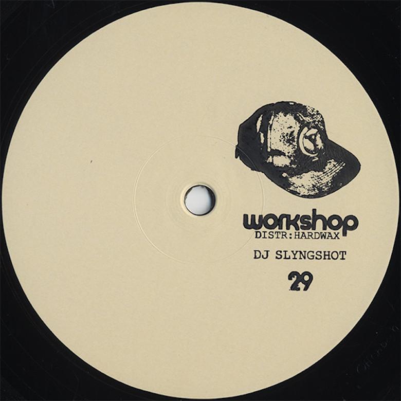 DJ Slyngshot - Workshop 29 (Workshop)