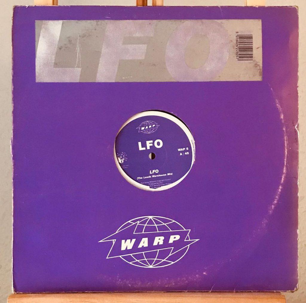 LFO - LFO (Warp)