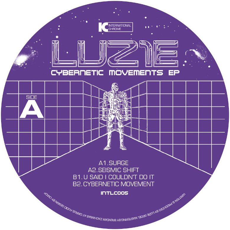 Luz1e - Cybernetic Movements (International Chrome)