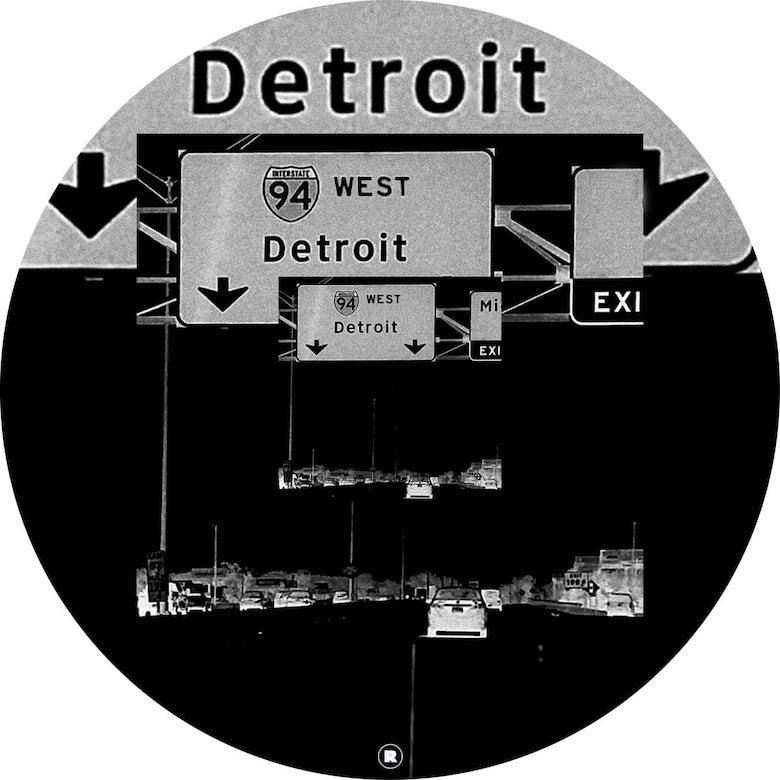 Robert Hood - Nothing Stops Detroit (Rekids)-min