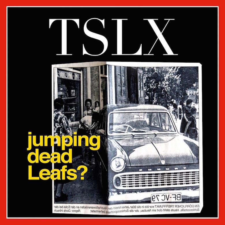 Tolouse Low Trax – Jumping Dead Leafs (Bureau B)-min