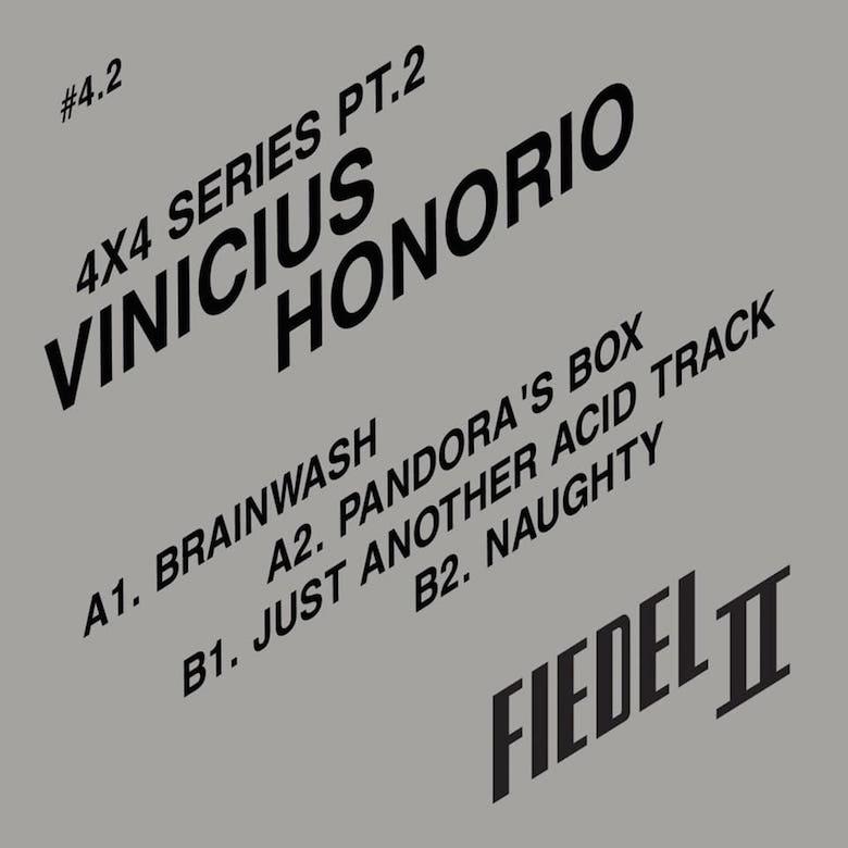 Vinicius Honorio - 4x4 Series Pt. 2 (Fiedel Two)