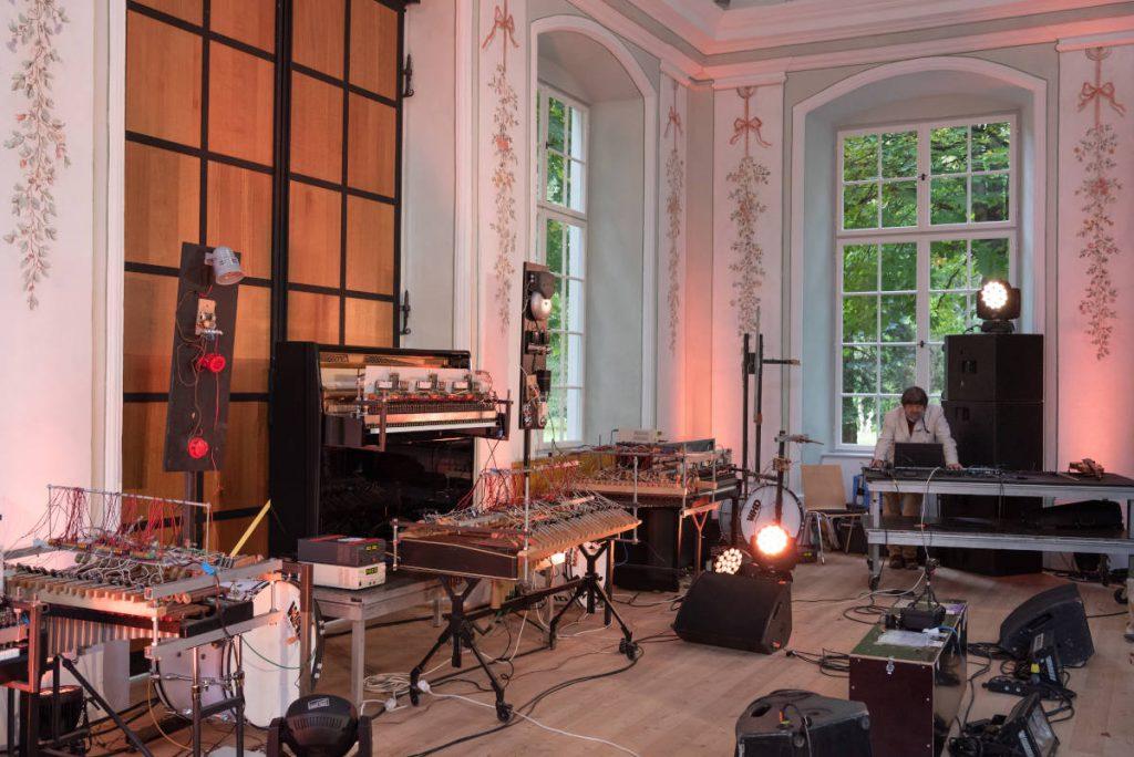 Winfried Ritsch Heart of Noise 2020 by Daniel Jarosch