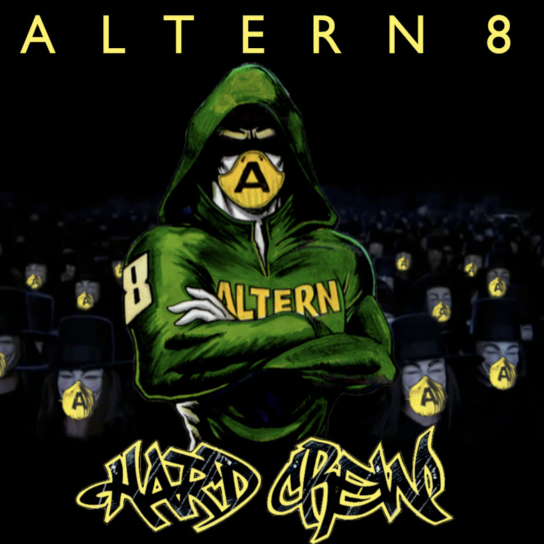 Altern 8 Cover