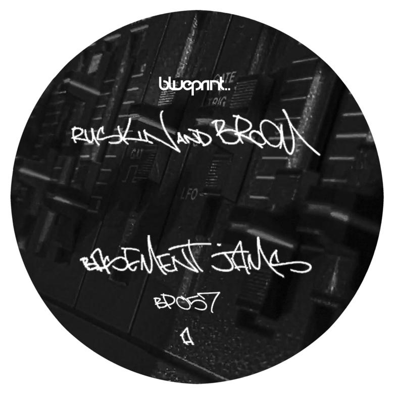 Ruskin & Broom - Basement Jams Artwork