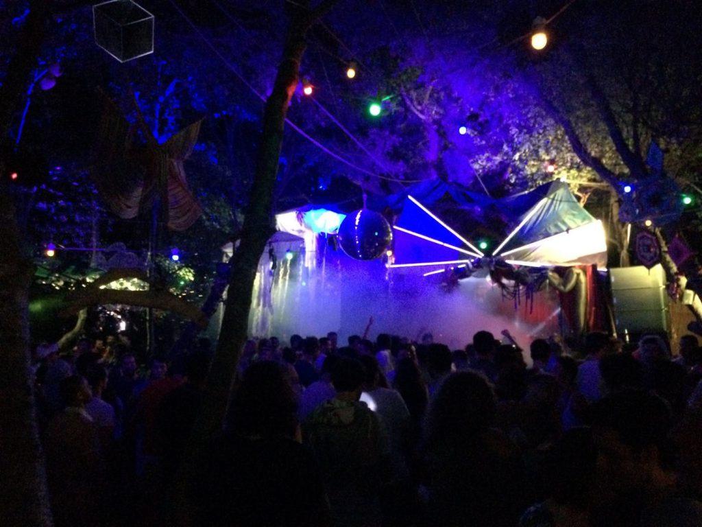SumaBeach 2014 night by Mx. Sür