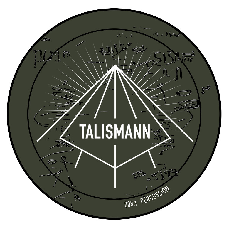 Talismann - Percussion Part 1 Cover