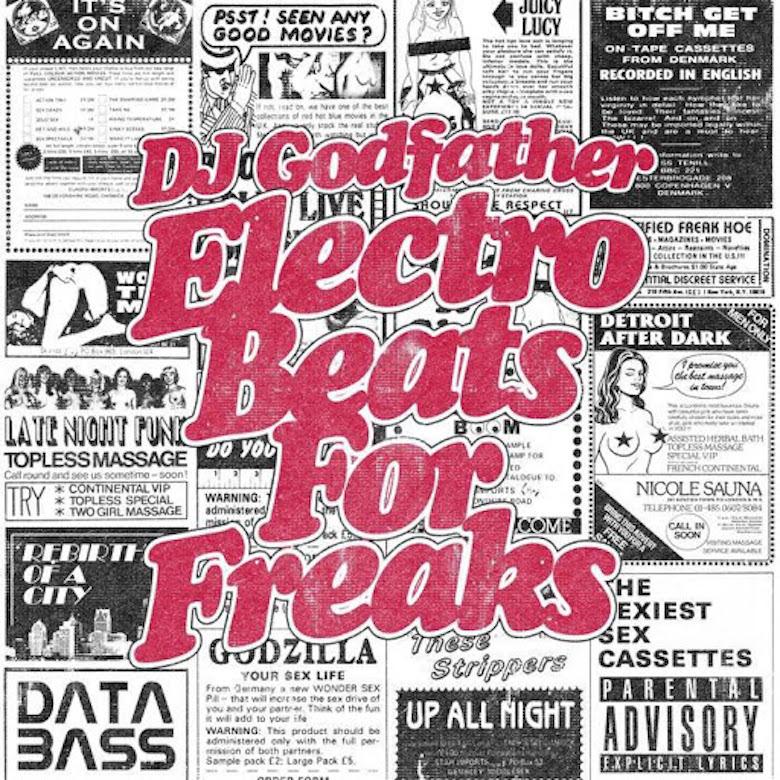 DJ Godfather - Electro Beats For Freaks (Databass)