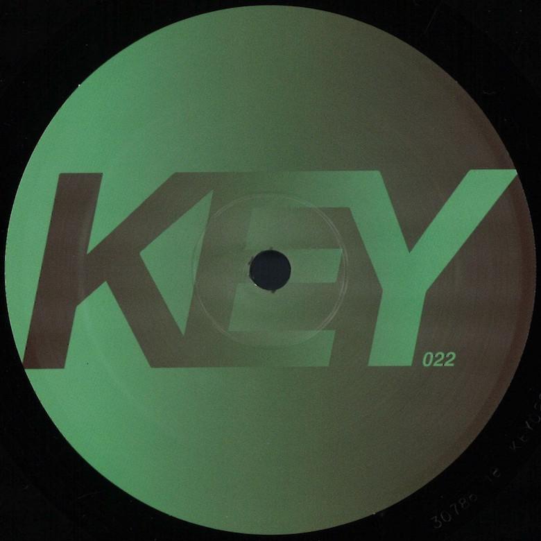 David Löhlein - Keen Eyes (Key Vinyl)