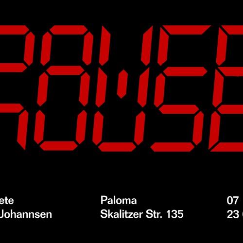 Finn Johannsen und DJ Pete Mix Paloma Bar