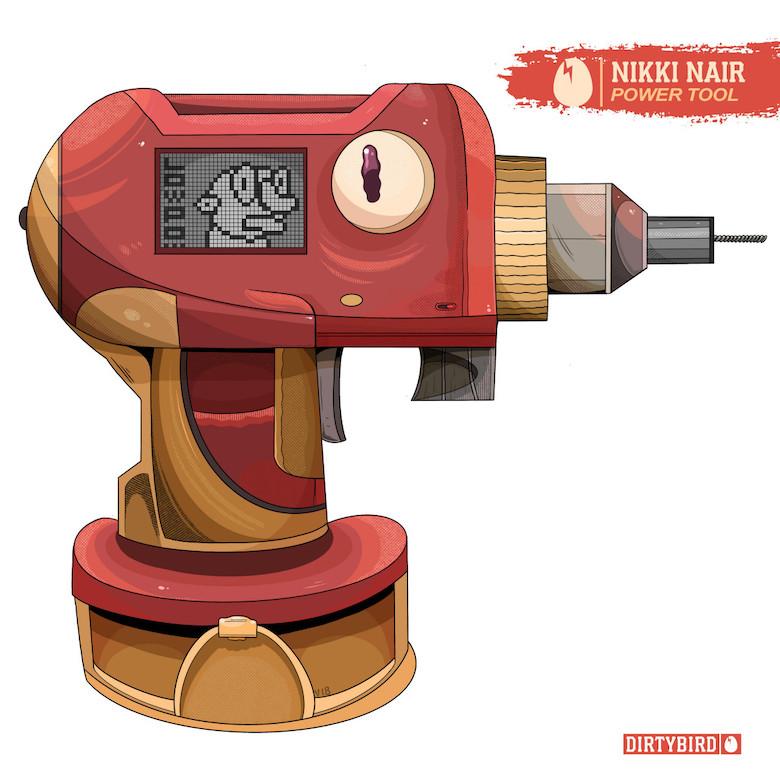 Nikki Nair - Power Tool (Dirtybird)