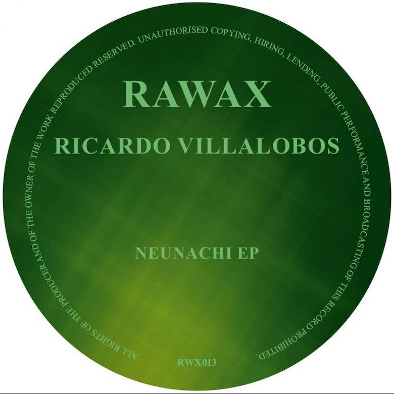 Ricardo Villalobos – Matsu (Rawax)