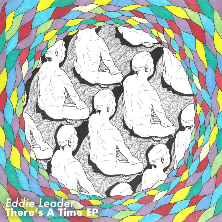 Eddie Leader - Hudd Trax 063 Cover
