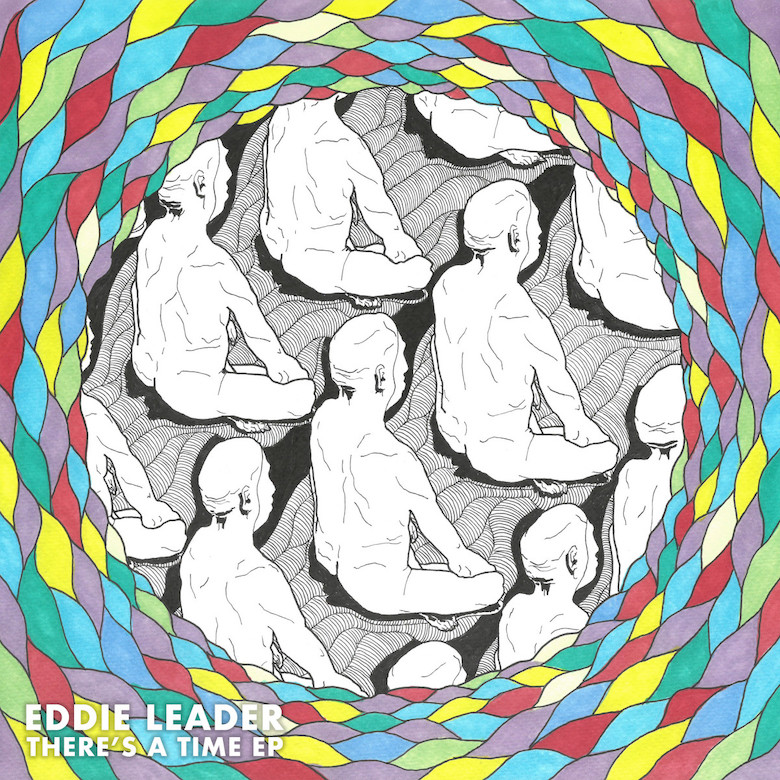 Eddie Leader - Theres A Time EP (Hudd Traxx)