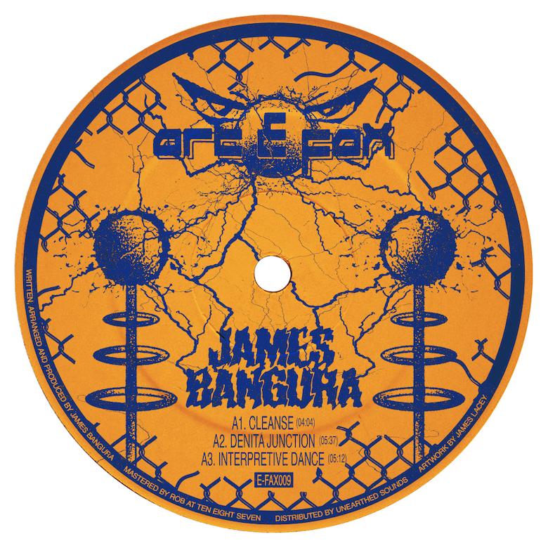 James Bangura - E-FAX009 (Art-E-Fax)