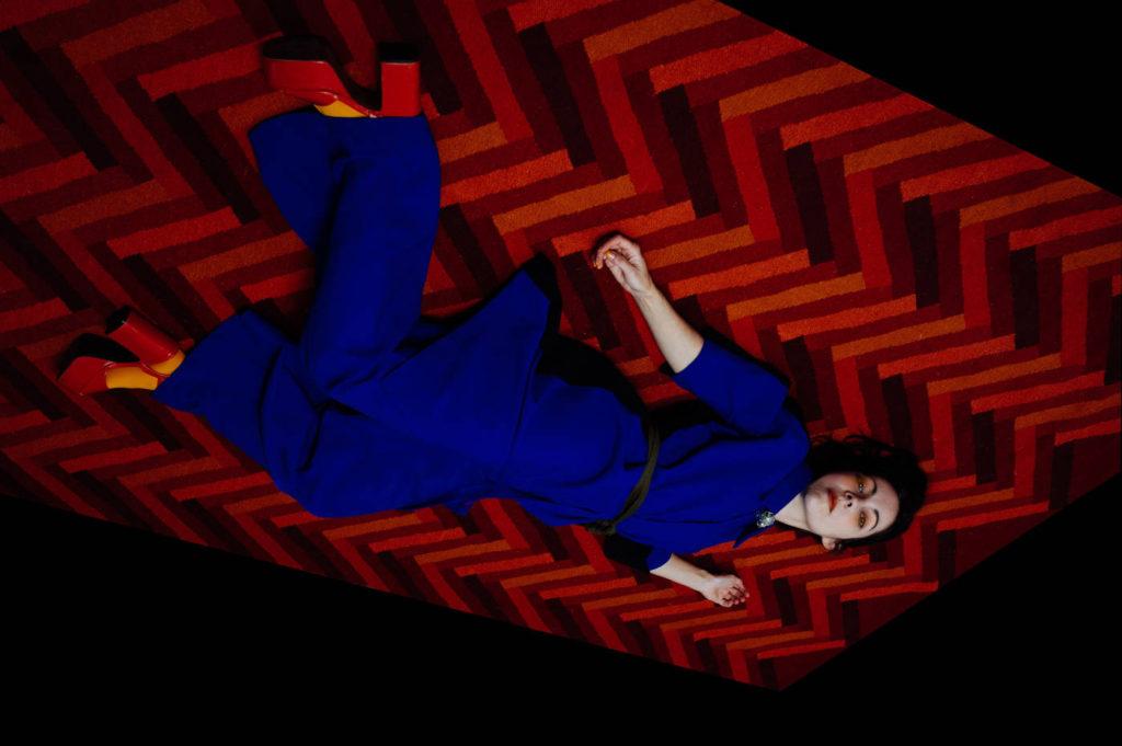 Lucrecia Dalt - No era sólida - Web 014 - Credit - Camille Blake