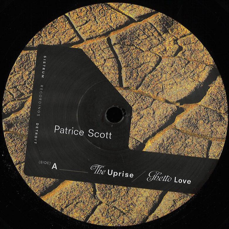 Patrice Scott - The Uprise (Sistrum)