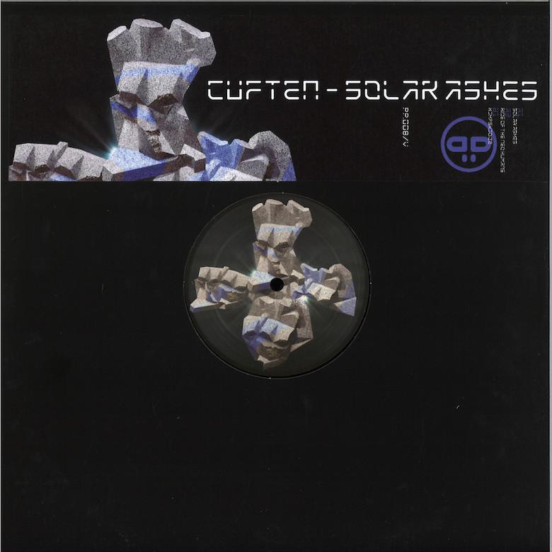 Cuften - Solar Ashes (Planet Phuture)