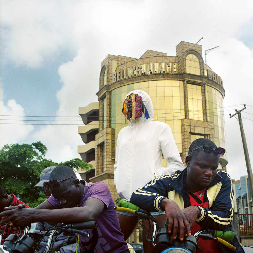 Mermaid in Lagos by Mike Calandra