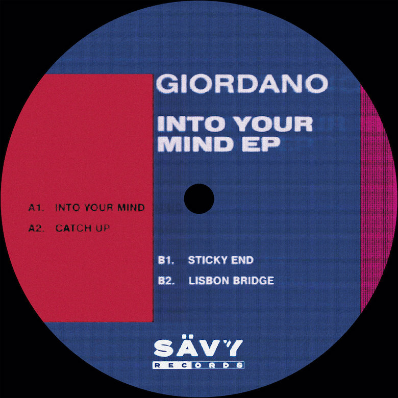 Giordano - Into Your Mind