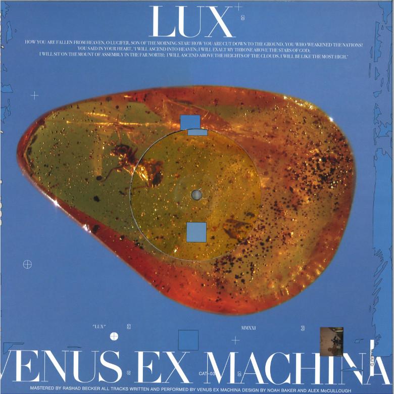 Venus Ex Machina - Lux (AD 93)