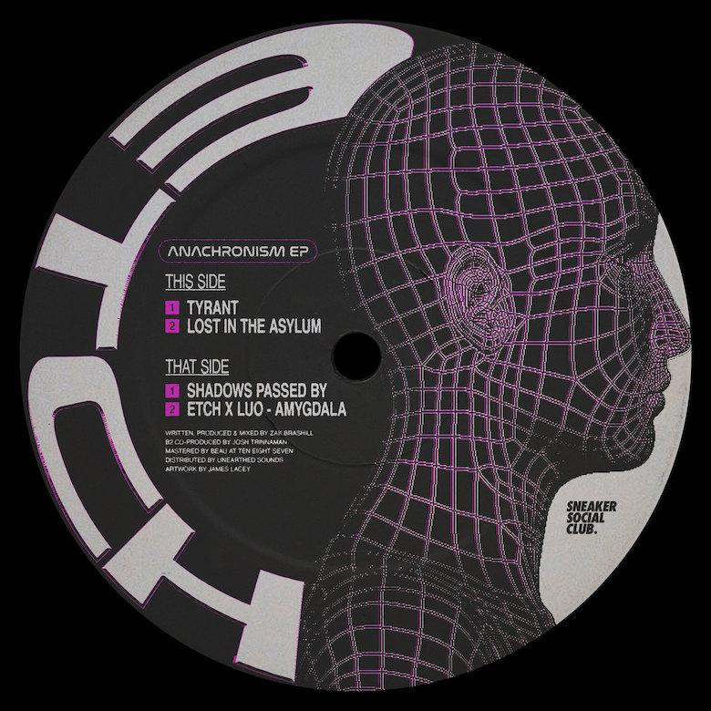 Etch – Anachronism EP (Sneaker Social Club)