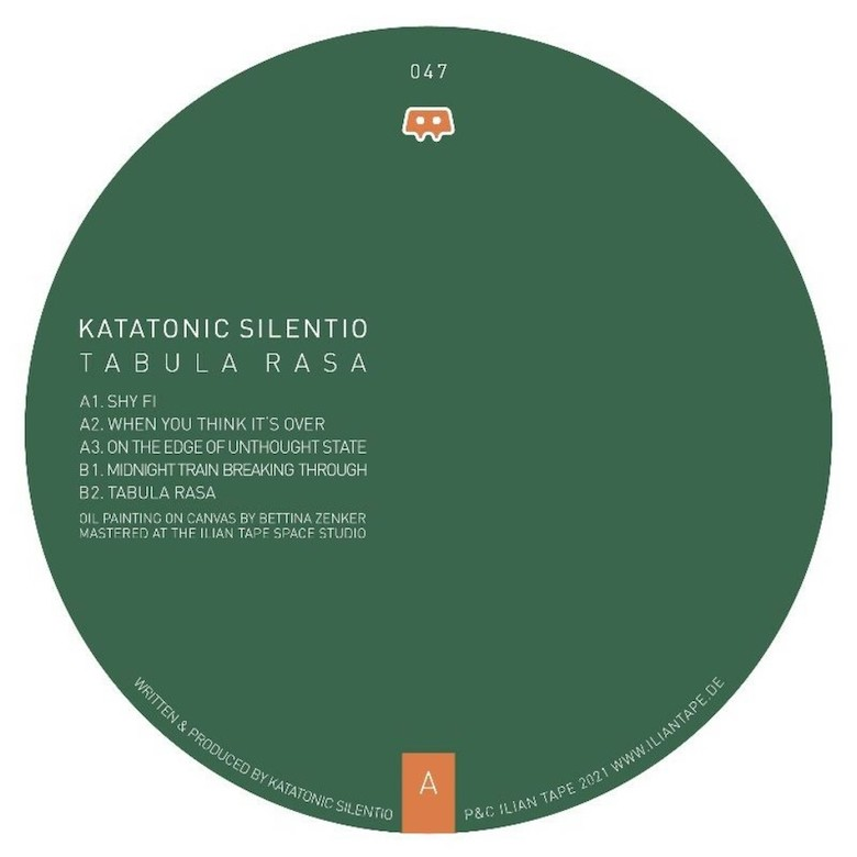 Katatonic Silentio – Tabula Rasa (Ilian Tape)