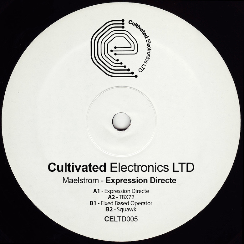 Maelstrom – Expression Directe (Cultivated Electronics)
