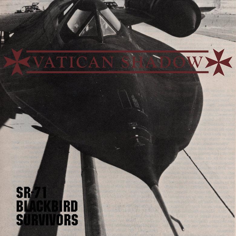 Vatican Shadow – SR-71 Blackbird Survivors (Hospital)