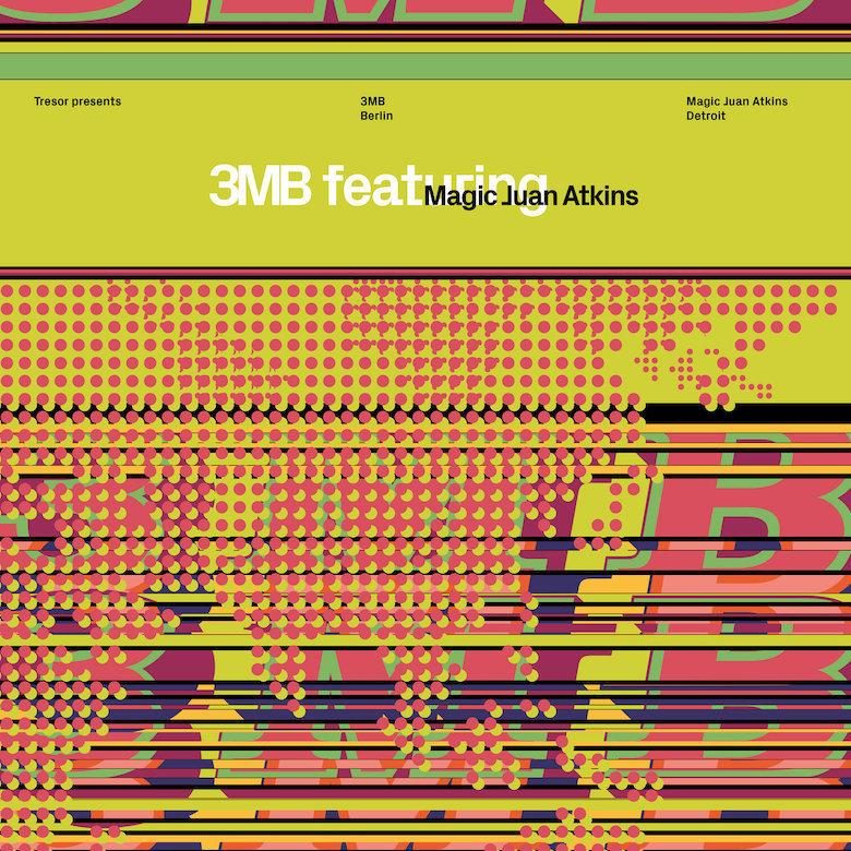 3MB featuring Magic Juan Atkins - 3MB featuring Magic Juan Atkins