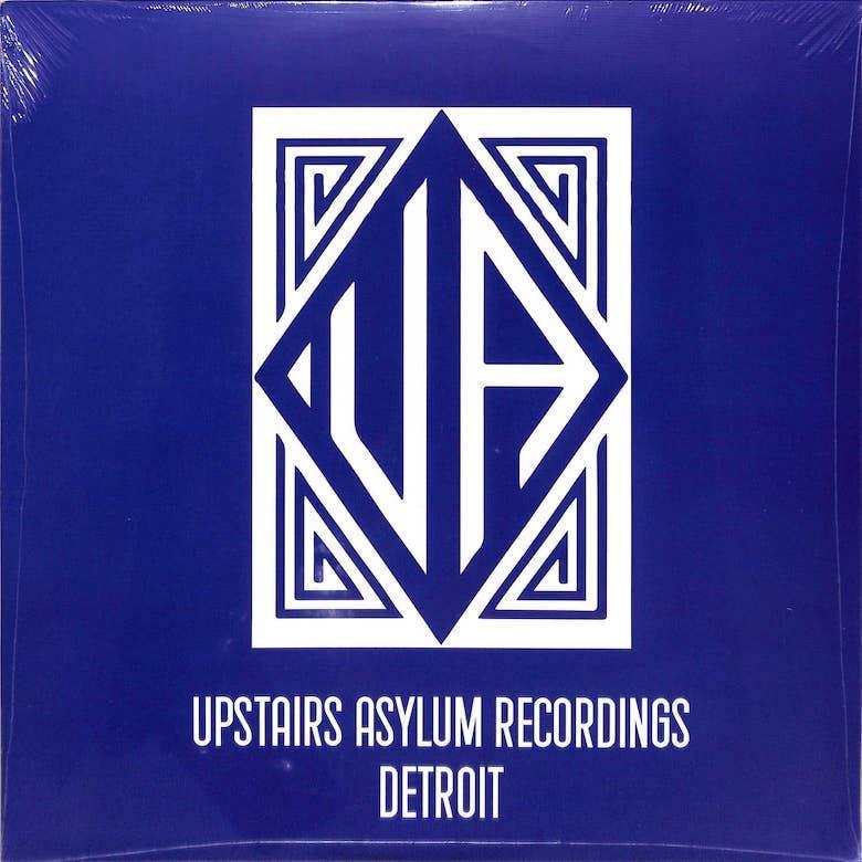 Norm Talley – Tracks From The Asylum 2 (Upstairs Asylum)