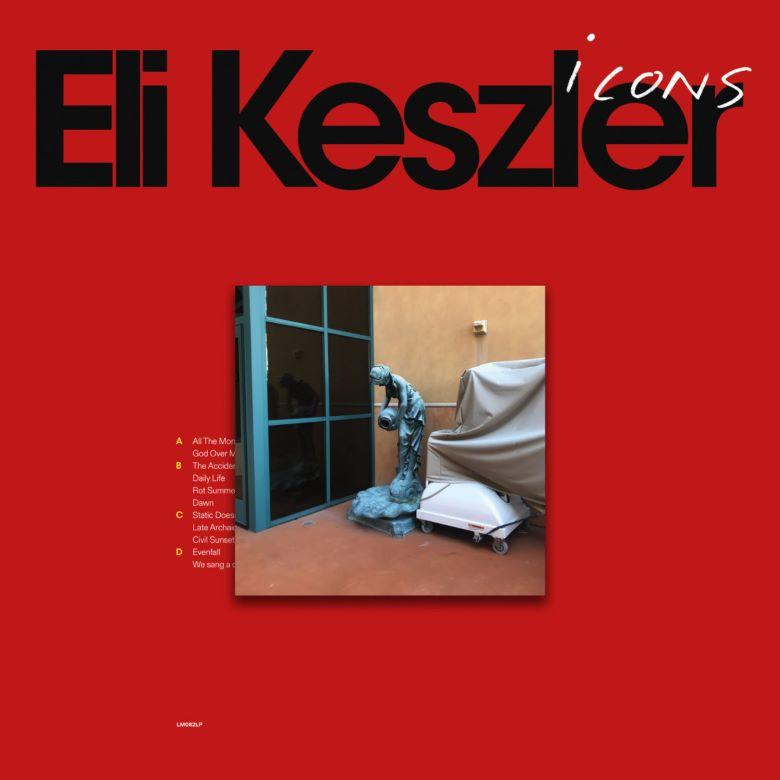 Eli Keszler - Icons
